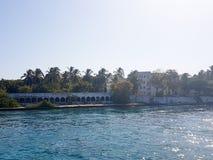 罗萨里奥群岛,哥伦比亚 免版税图库摄影