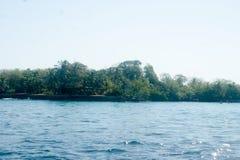 罗萨里奥群岛,哥伦比亚 库存照片