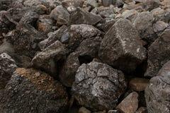 石头背景 免版税库存照片