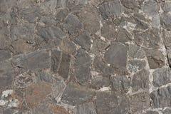石地面纹理 免版税库存图片