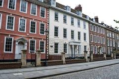 皇后广场,布里斯托尔,英国 免版税库存图片