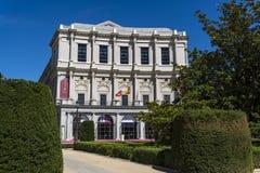皇家剧院,马德里,西班牙 库存照片