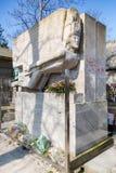 王尔德的陵墓 库存图片
