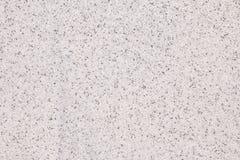白色和灰色石面包屑纹理  图库摄影
