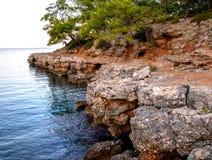 Çamyuva, Kemer, coast and beaches of Turkey Stock Image