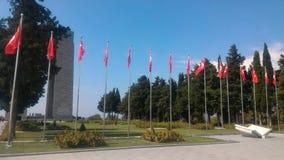 Çanakkale Martyrs Abide. Eceabat / Çanakkale Stock Photos