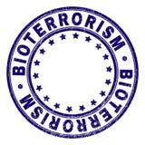被抓的织地不很细生化恐怖分子回合邮票封印 图库摄影