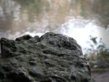 详细的岩石 图库摄影