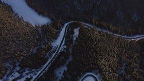 路天线在山的 股票录像