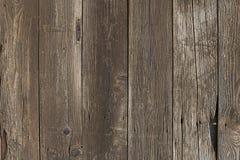 老被风化的织地不很细木墙壁背景 免版税图库摄影