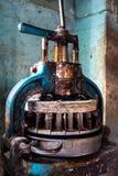 贝克的机器 免版税图库摄影
