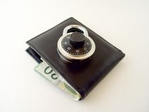 È la vostra cassaforte 2 dei soldi Fotografia Stock