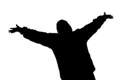 È libertà! Immagine Stock Libera da Diritti