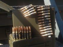È munizioni immagine stock