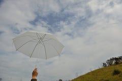 È stato nuvoloso tutta la mattina Fotografie Stock Libere da Diritti