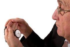 È tempo! Immagini Stock Libere da Diritti