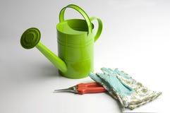 È tempo per fare il giardinaggio! fotografie stock