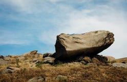 È una roccia Fotografie Stock
