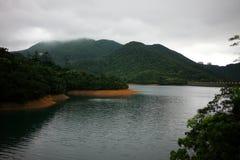 Bacino idrico del tam del Tai, Hong Kong Immagine Stock Libera da Diritti
