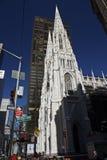 5ème église d'avenue de New York, Manhattan Photo stock