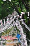 13ème Élection générale malaisienne Images libres de droits