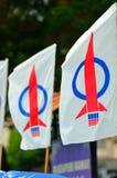 13ème Élection générale malaisienne Photographie stock libre de droits