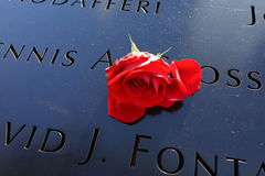 14ème anniversaire de 9/11 86 Image stock