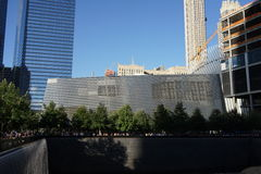 14ème anniversaire de 9/11 93 Images libres de droits