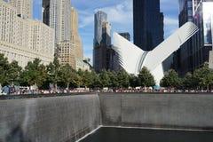 15ème anniversaire de 9/11 4 Image libre de droits