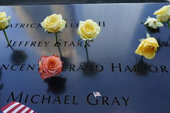 15ème anniversaire de 9/11 24 Photo libre de droits