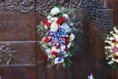 15ème anniversaire de 9/11 89 Images libres de droits