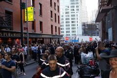 15ème anniversaire de 9/11 95 Photo libre de droits