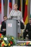 20ème anniversaire de l'effondrement du communisme en Europe centrale Photographie stock