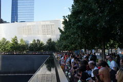 14ème anniversaire de 9/11 partie 6 Images libres de droits