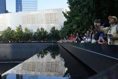 14ème anniversaire de 9/11 partie 13 Photo libre de droits