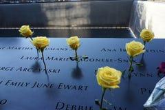 14ème anniversaire de 9/11 partie 19 Images libres de droits