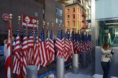 14ème anniversaire de 9/11 partie 29 Images libres de droits