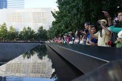 14ème anniversaire de 9/11 partie 45 Photos stock