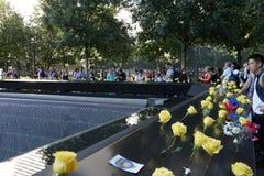 14ème anniversaire de 9/11 partie 48 Photos stock
