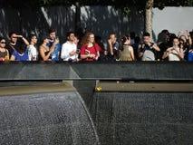 15ème anniversaire de 9/11 partie 27 Image libre de droits