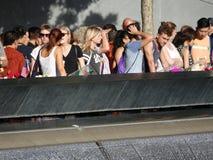 15ème anniversaire de 9/11 partie 28 Images stock