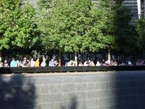 15ème anniversaire de 9/11 partie 40 Photos libres de droits