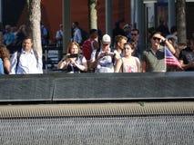 15ème anniversaire de 9/11 partie 48 Images libres de droits