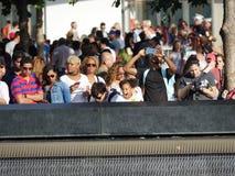 15ème anniversaire de 9/11 partie 51 Photos libres de droits