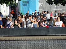 15ème anniversaire de 9/11 partie 78 Photos libres de droits