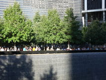 15ème anniversaire de 9/11 partie 84 Photos stock