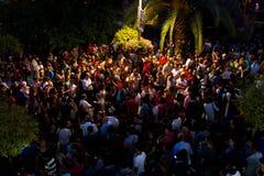 20ème anniversaire du massacre de Sivas Image libre de droits