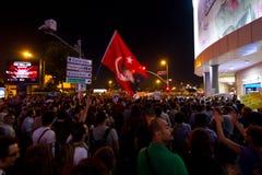 20ème anniversaire du massacre de Sivas Photographie stock libre de droits