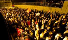20ème anniversaire du massacre de Sivas Images stock