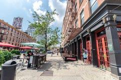 9ème avenue Images stock
